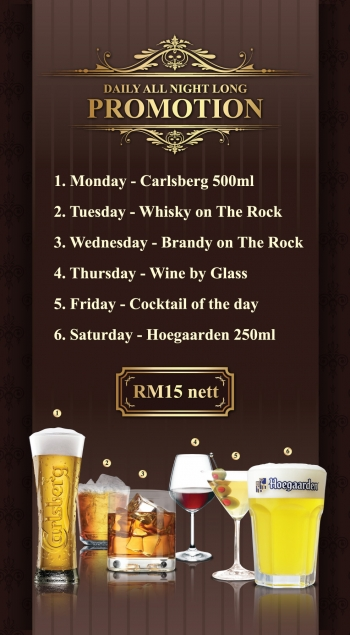 Malaysia Beer Promotion